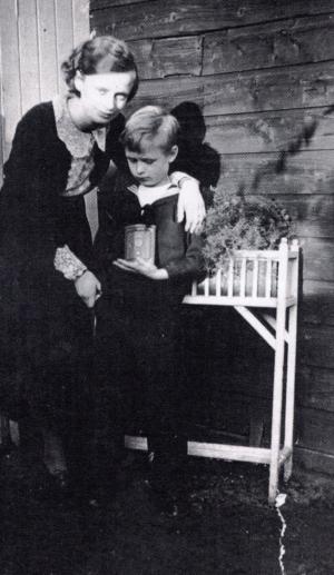 Jacqueline en Willem