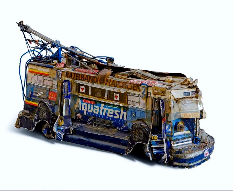 Trolley SWvG 02a (Toblerone Trolley)