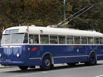 GVA trolleybus 101 Arnhem