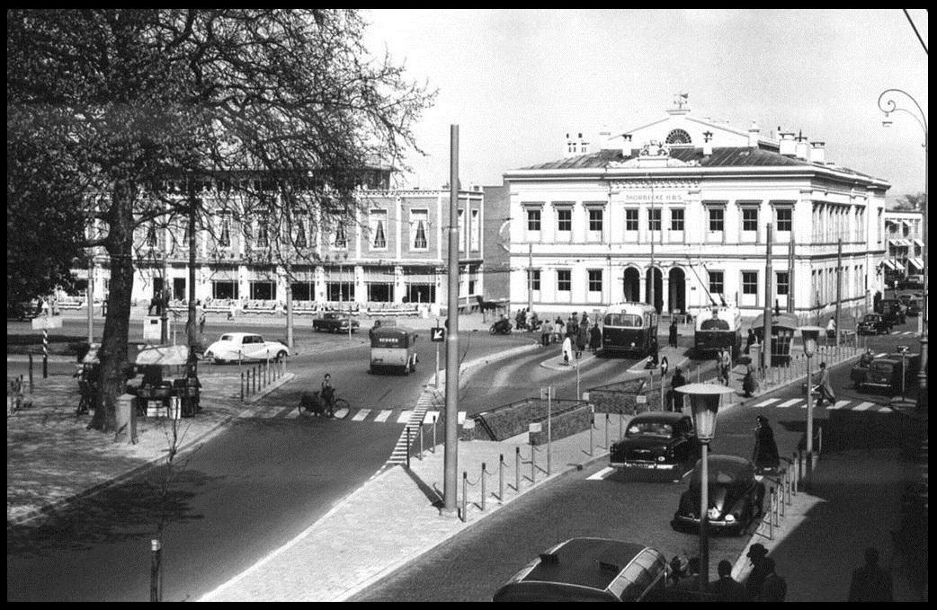 Willemsplein 1954