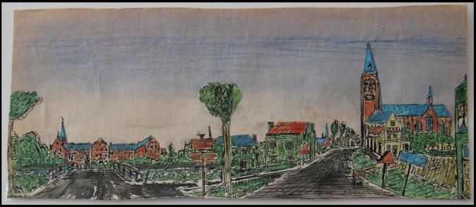 Dorpstraat Harreveld 001