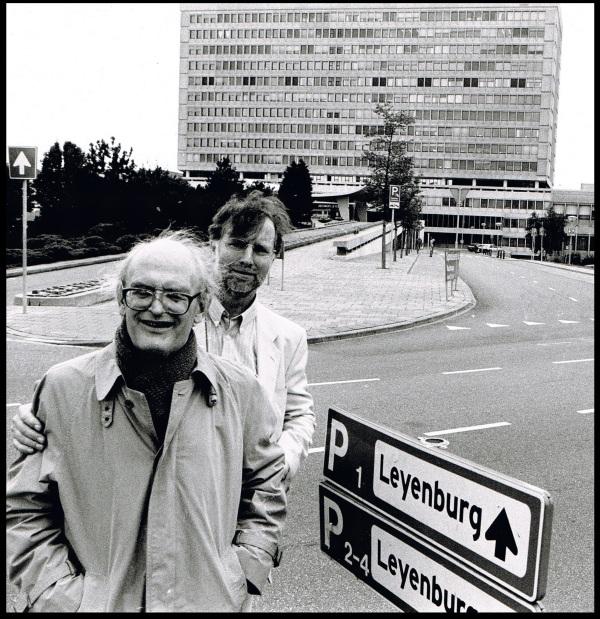 Walda & WvG bij Leyenburg
