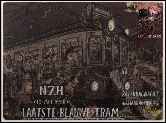 057 Laatste blauwe tram