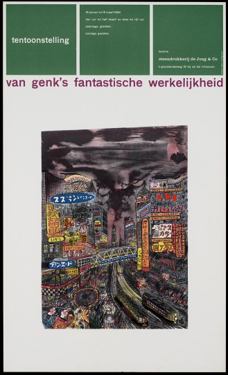 Affiche Hilversum 001